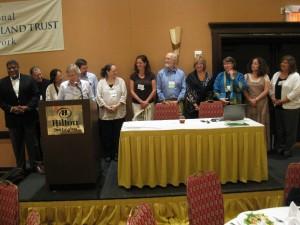Academy board - 2012