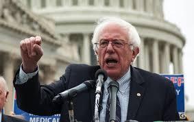 Bernie Sanders in DC