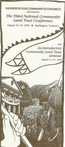 Burlington conference-1990