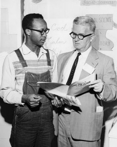 Charles Sherrod and Carl Braden - 1963