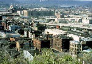 Cincinnati's West End-1984