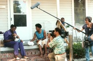 Filming of Homes and Hands