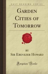 Garden Cities-Book cover