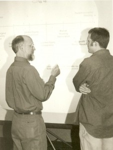 John Davis teaching at St. Paul Conference-1999