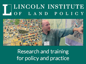 Lincoln Institute logo