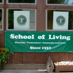 School of Living banner