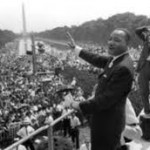 Martin Luther King in Washington, DC